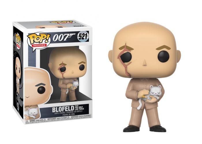 James Bond - Blofeld
