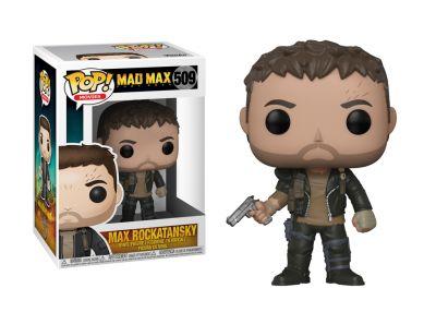 Mad Max: Na drodze gniewu - Max Rockatansky