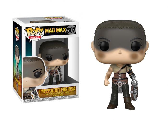 Mad Max: Na drodze gniewu - Furiosa
