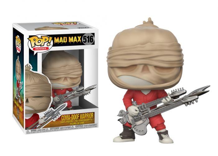 Mad Max: Na drodze gniewu - Coma-Doof Warrior