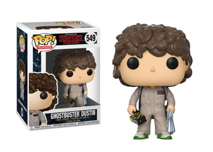 Stranger Things - Dustin 2