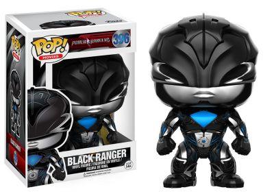 Power Rangers - Czarny wojownik 2