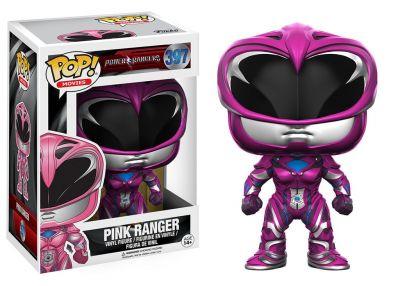 Power Rangers - Różowa wojowniczka 2