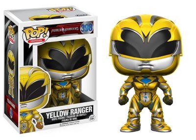 Power Rangers - Żółta wojowniczka 2