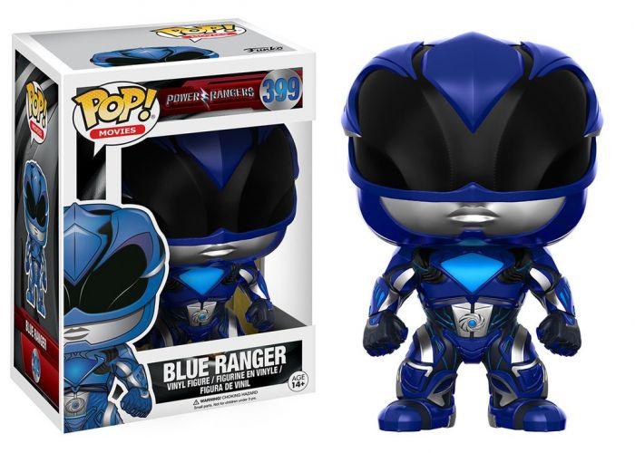 Power Rangers - Niebieski wojownik 2