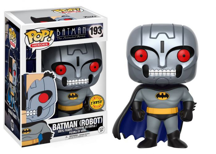 Batman seria animowana - Batman 2