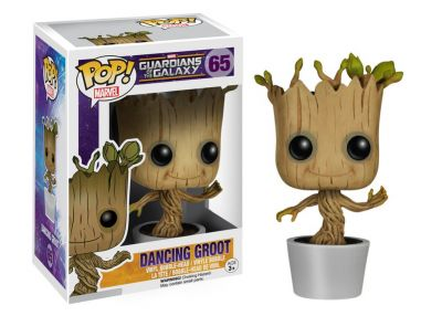 Strażnicy Galaktyki - Groot