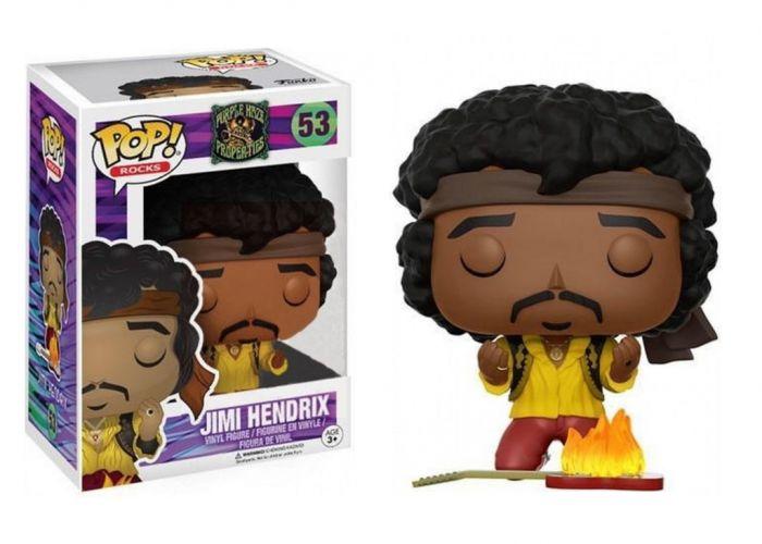 Gwiazdy - Jimi Hendrix 2