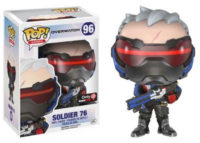 Overwatch - Żołnierz 76