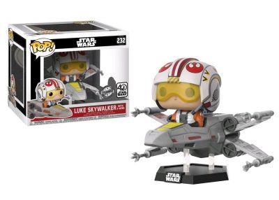 Gwiezdne Wojny - Luke Skywalker w X-Wing