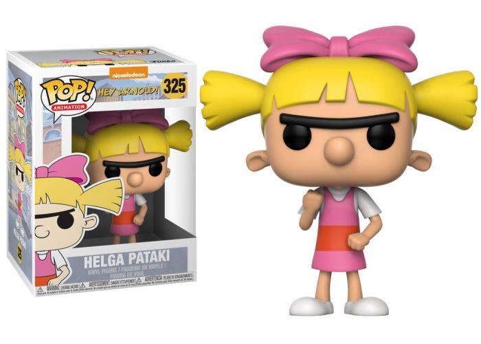 Hej Arnold! - Helga Pataki