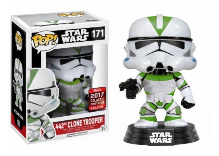 Gwiezdne Wojny - 442 Clone Trooper