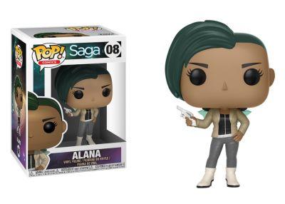 Saga - Alana