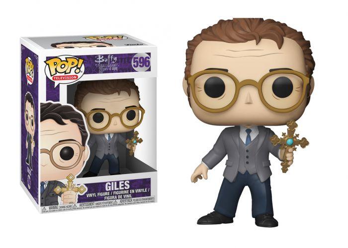 Buffy: Postrach wampirów - Giles