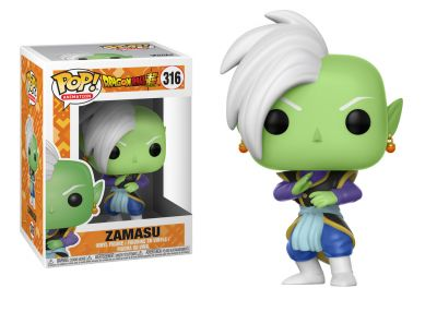 Dragon Ball Super - Zamasu