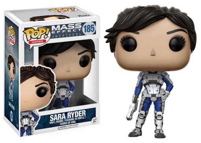 Mass Effect: Andromeda - Sara Ryder