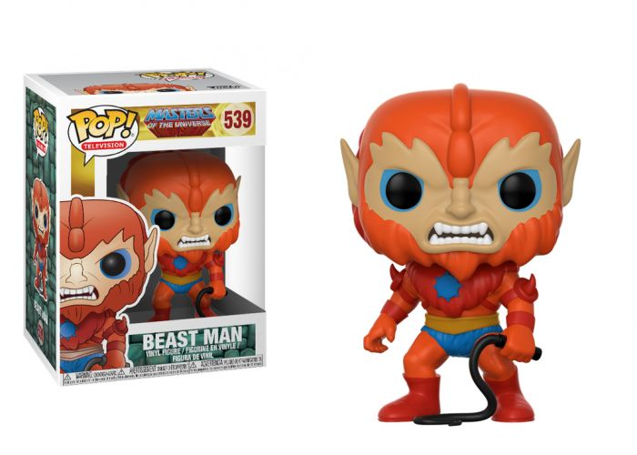 Władcy Wszechświata - Beast Man