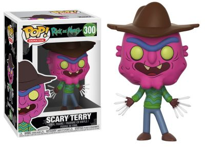 Rick and Morty - Scary Terry