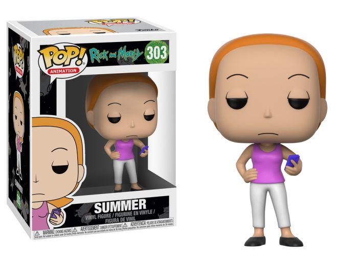 Rick i Morty - Summer