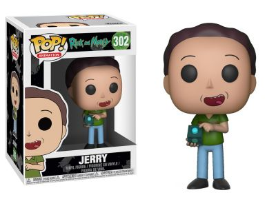 Rick and Morty - Jerry