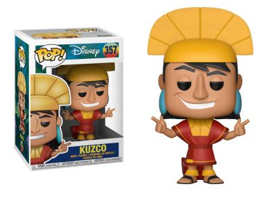 Nowe szaty króla - Kuzco