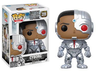 Liga Sprawiedliwości - Cyborg