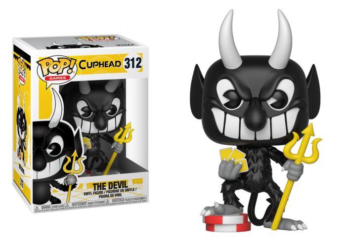 Cuphead - The Devil