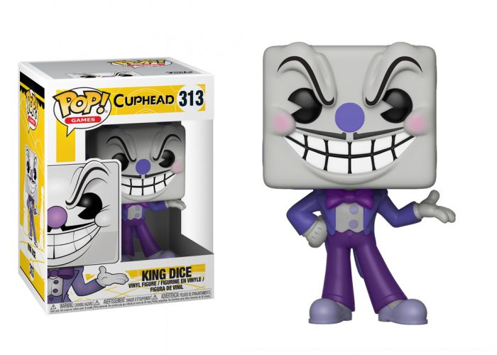 Cuphead - King Dice