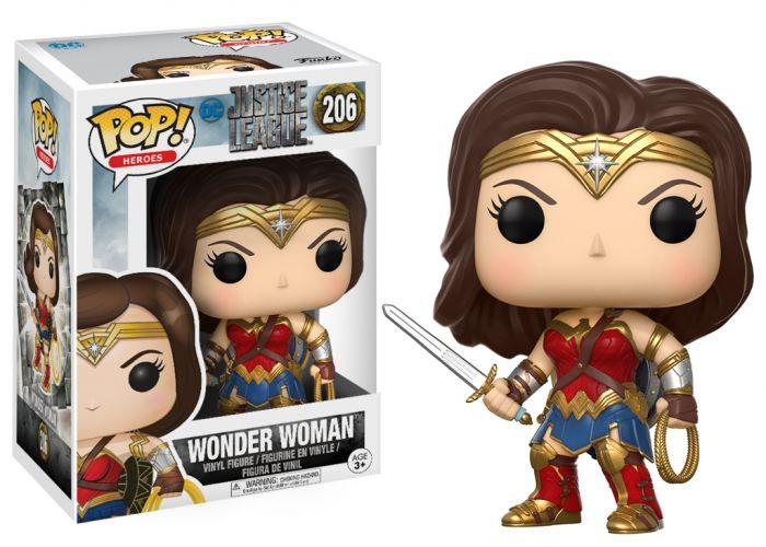 Liga Sprawiedliwości - Wonder Woman