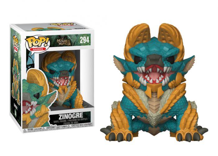 Monster Hunter - Zinogre