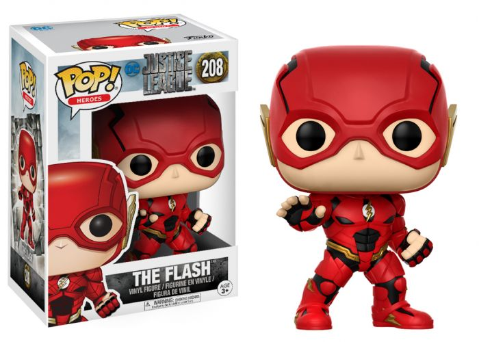 Liga Sprawiedliwości - Flash