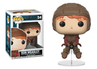 Harry Potter - Ron Weasley na miotle