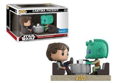Gwiezdne Wojny - Han Solo & Greedo