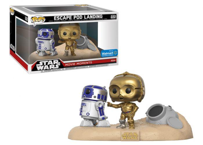 Gwiezdne Wojny - R2-D2 & C-3PO