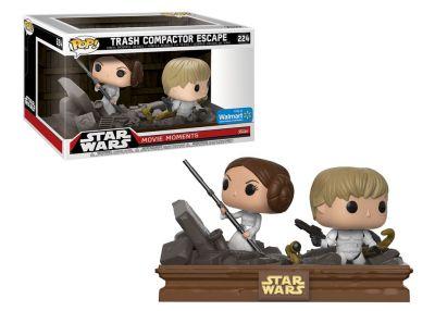 Gwiezdne Wojny - Luke & Leia