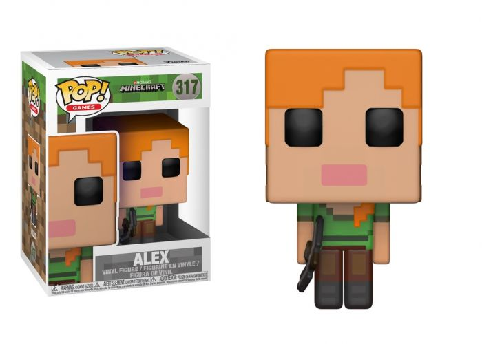 Minecraft - Alex
