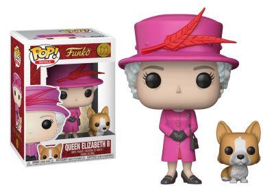 Rodzina Królewska - Królowa Elżbieta