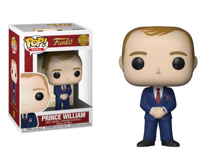 Rodzina Królewska - Książę William