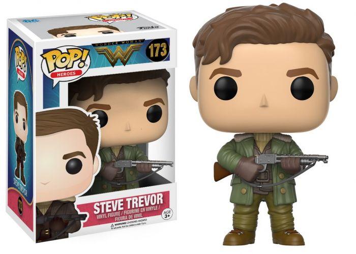 Wonder Woman - Steve Trevor