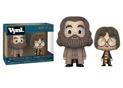 Harry Potter - Hagrid & Harry Potter