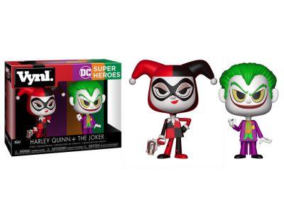 DC - Harley Quinn & Joker