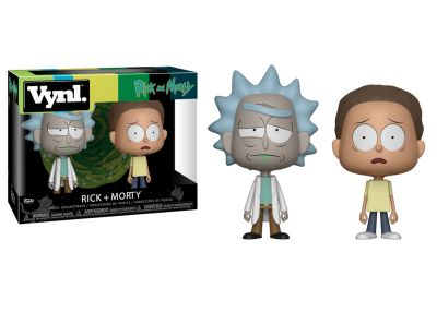 Rick and Morty - Rick & Morty