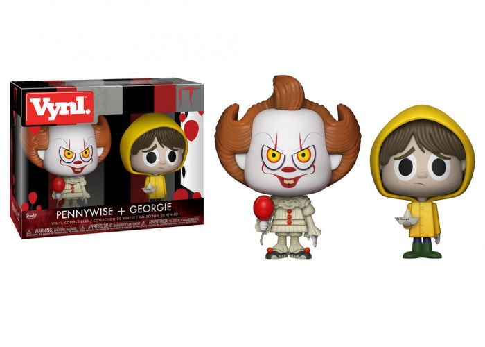 To - Pennywise & Georgie