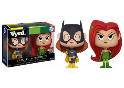 DC - Batgirl & Poison Ivy