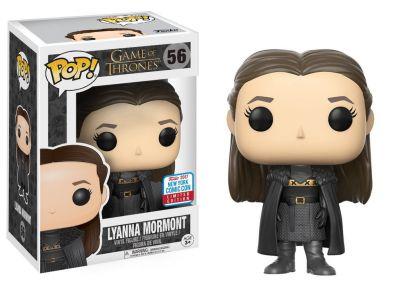 Gra o Tron - Lyanna Mormont