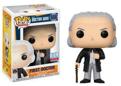 Doctor Who - 1 Doktor