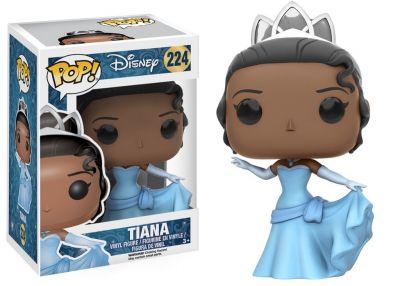 Księżniczka i żaba - Tiana