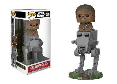 Gwiezdne Wojny - Chewbacca w AT-ST