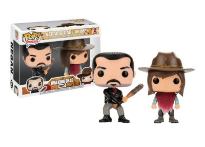 The Walking Dead - Negan & Carl