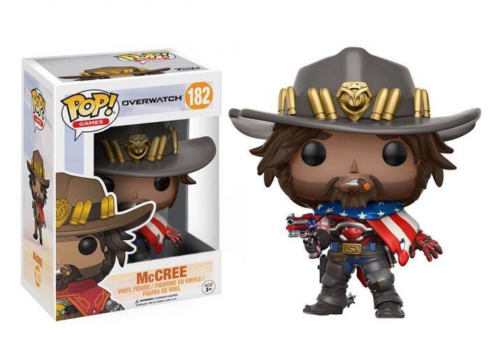 Overwatch - McCree 2